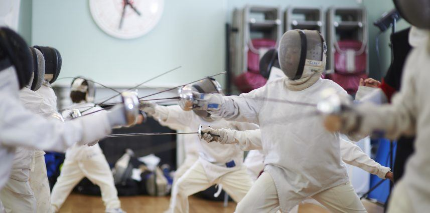 learning-fencing